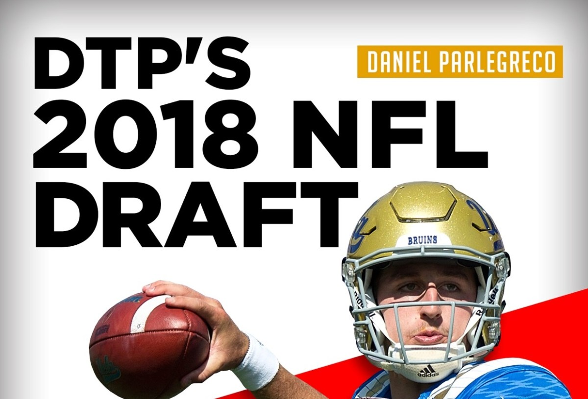 "Book Reviews: Daniel Parlegreco Scores A Touchdown With ""DTP's 2018 NFL Draft Guide"""
