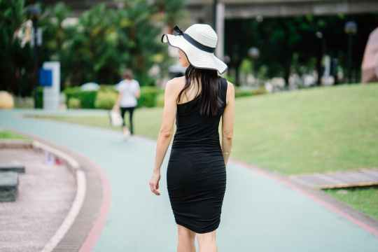 Neutral Colors dress