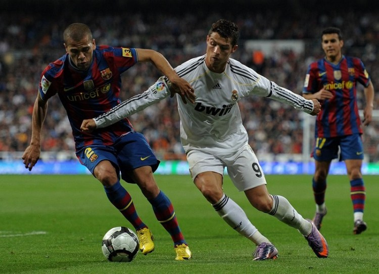 Dramatic El Clasico between Barcelona and Real Madrid
