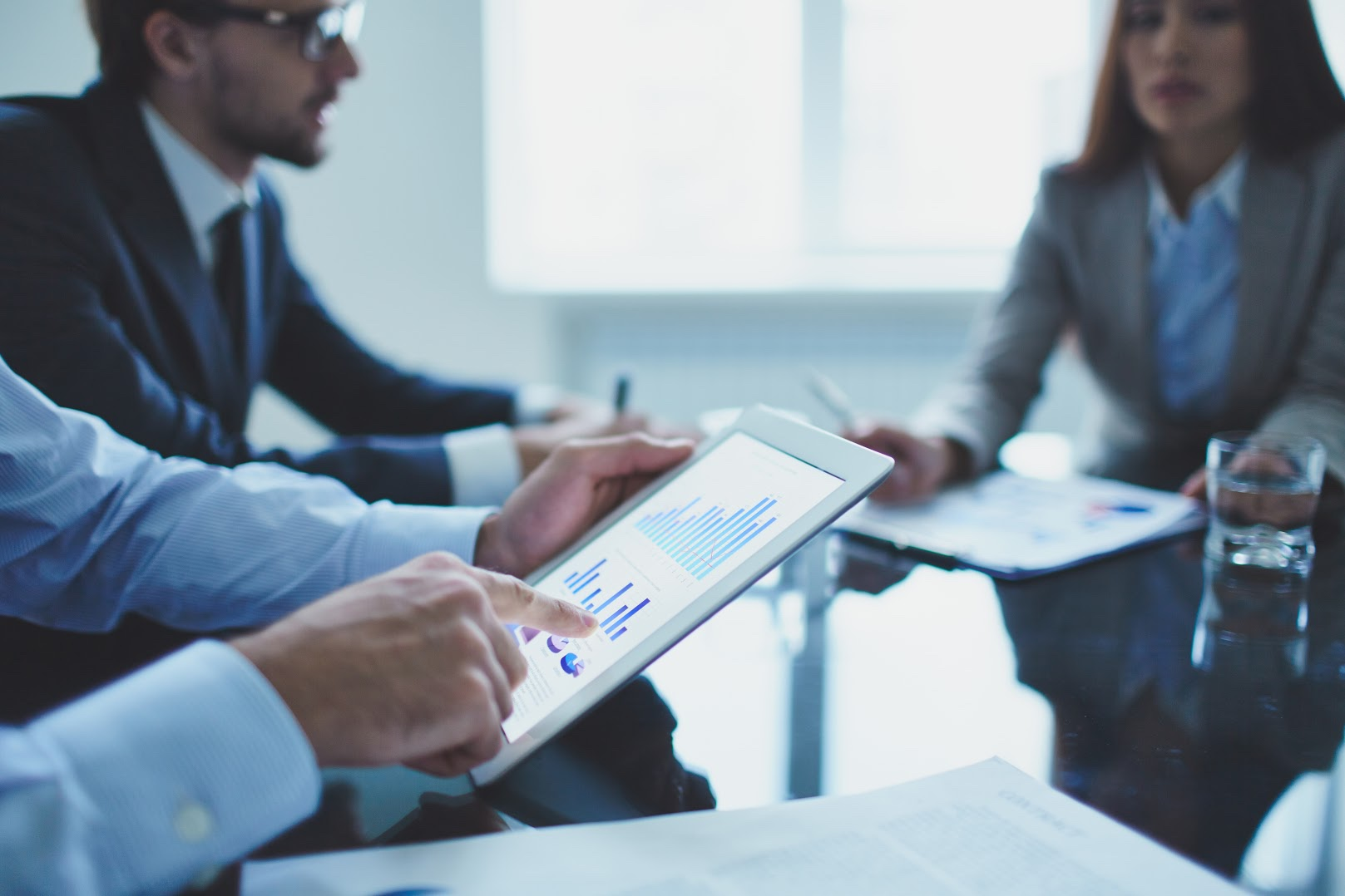 Role of iPad in Official Meetings and Corporate Events