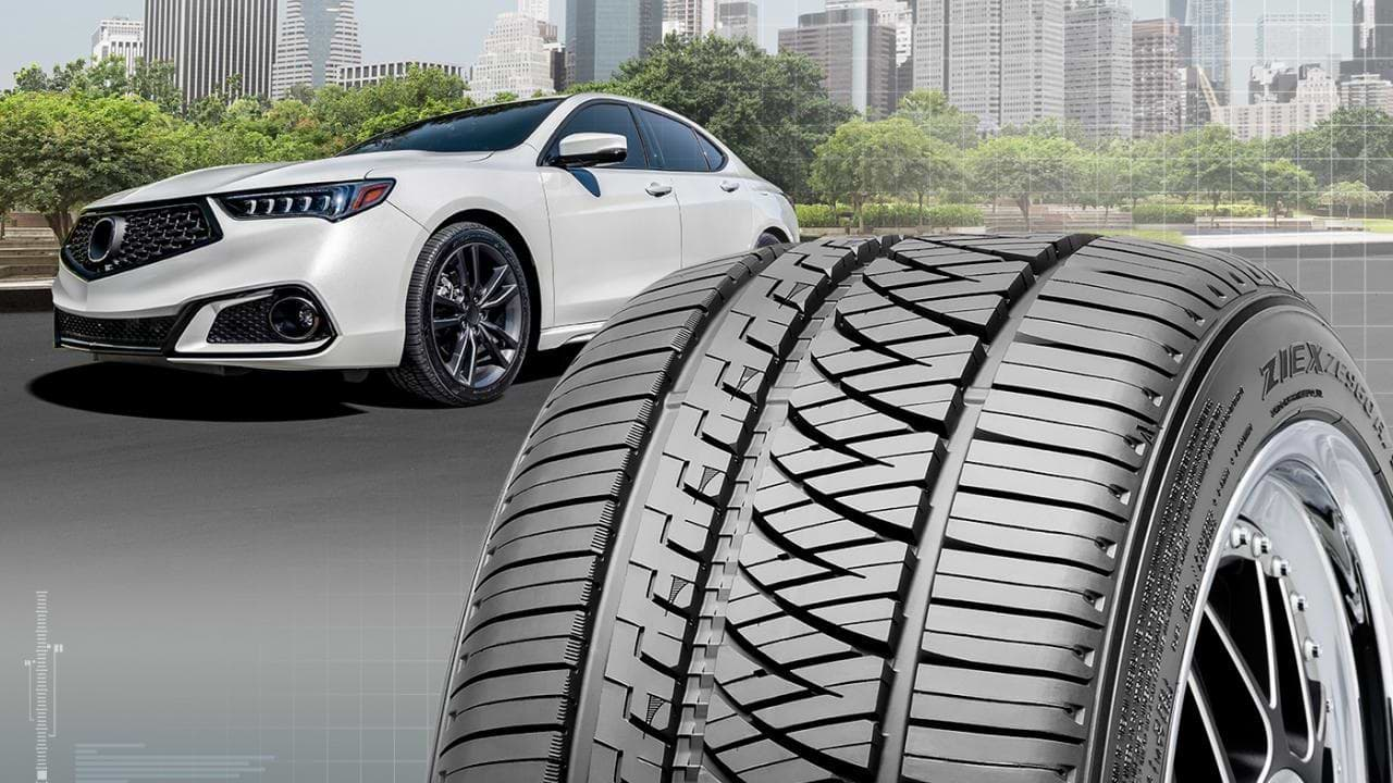 Different Types of Car Tires