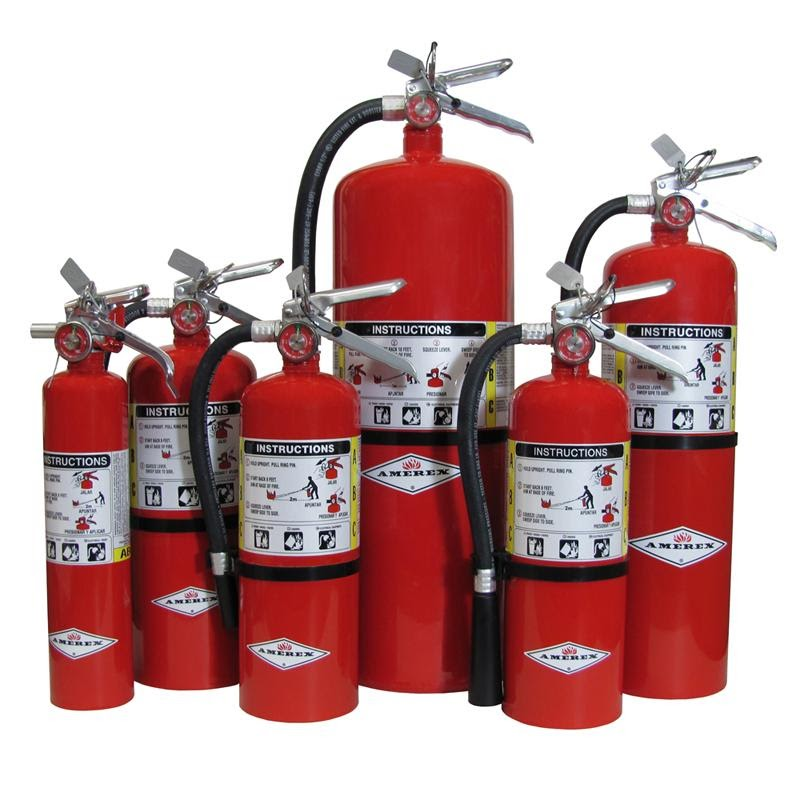 Fire Safety Equipment In Your Restaurant