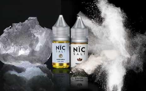 NIC Salts UK