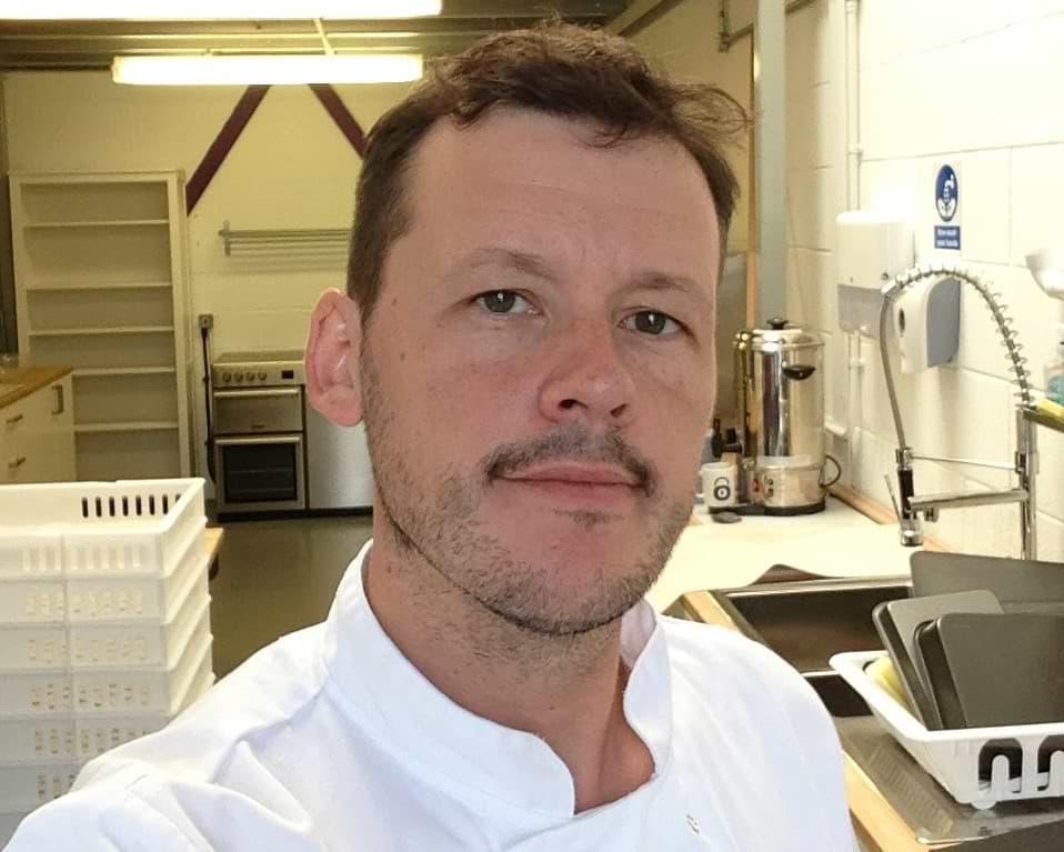 Tech entrepreneur Chris Hughes