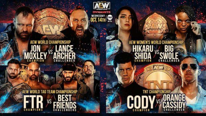 AEW Dynamite – Anniversary Show