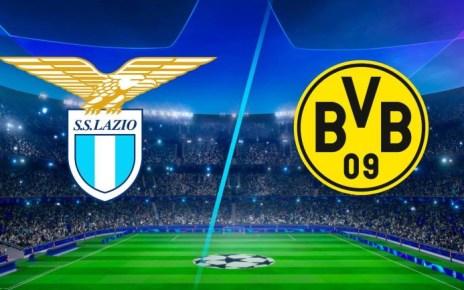 Lazio vs Borussia Dortmund