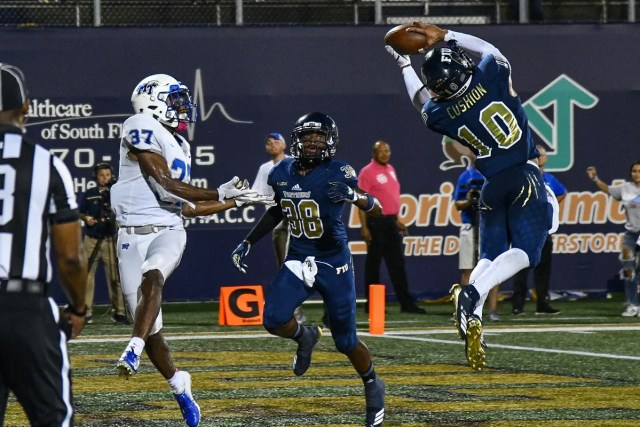 Middle Tennessee vs FIU