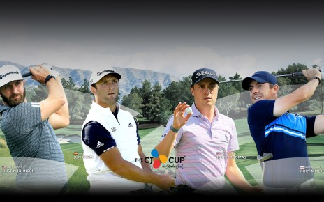 The CJ Cup live
