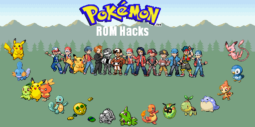 Hacking Pokemon ROM
