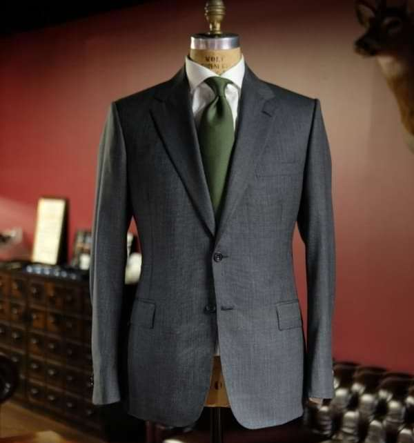 bespoke suits in NYC