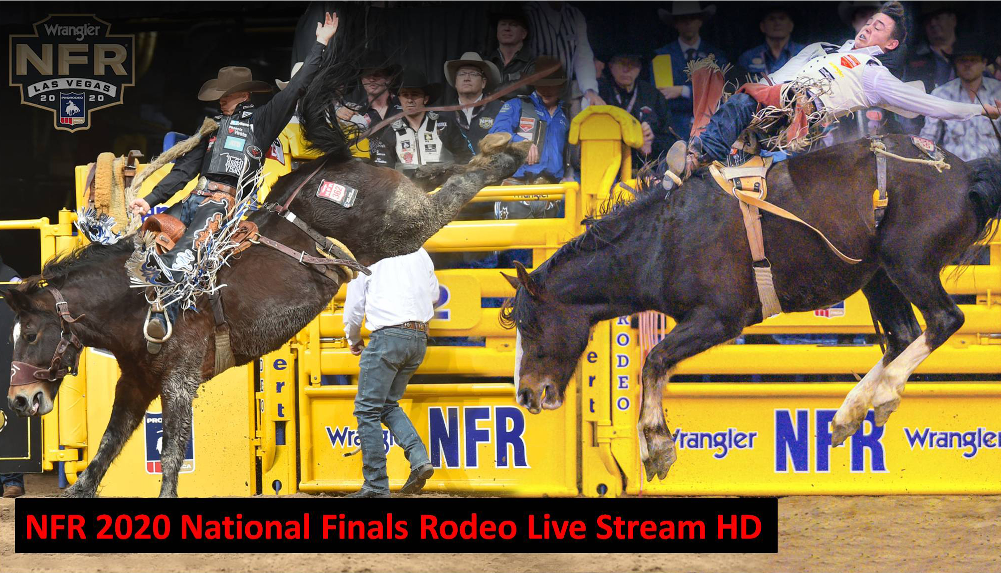 National Finals Rodeo 2020 NFR
