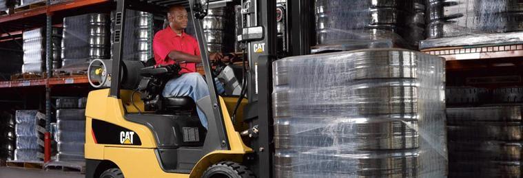 buying Caterpillar Forklift Parts online