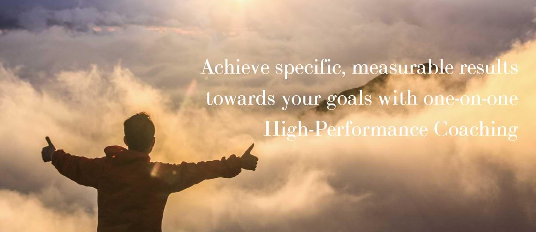 high-performance coach
