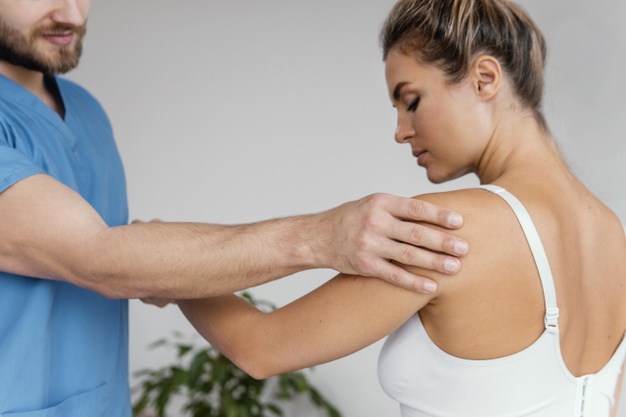 Causes and Treatment for Shoulder Pain