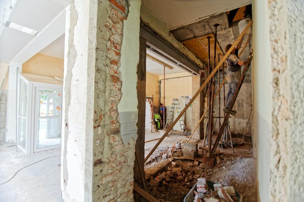 Disaster Renovation