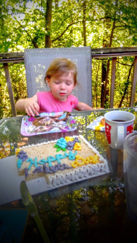 sweet granddaughter