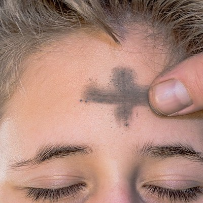 THE DEEPER QUESTIONS ABOUT ASH WEDNESDAY AND LENT AND ALL OTHER SUCH OBSERVANCES