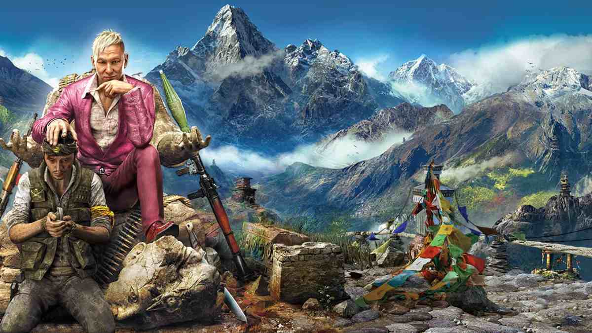 Far Cry 4 Best PS4 Adventure Game