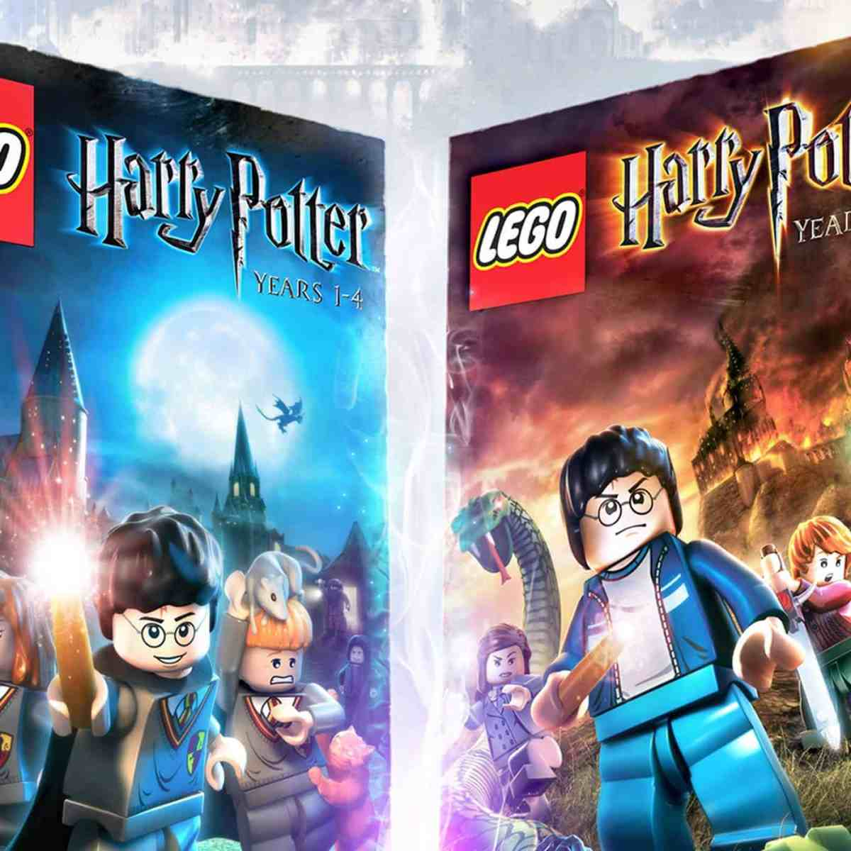 The LEGO Harry Potter Collection