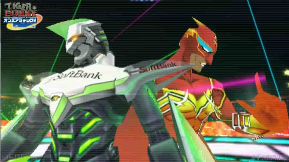 Tiger and Bunny: On Air Jack