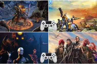 PS4 Multiplayer Games