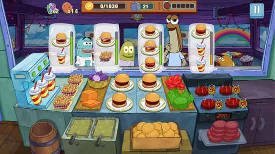 Best Cooking Games for iOS