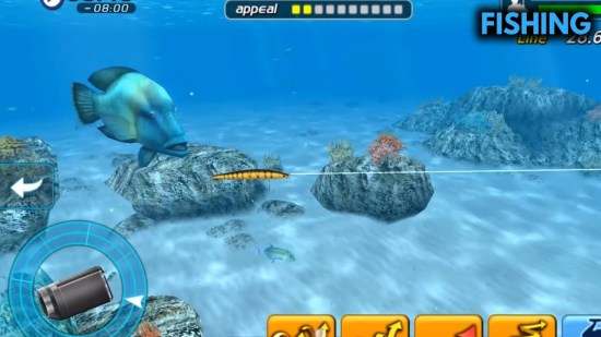 Fishing Games for iOS
