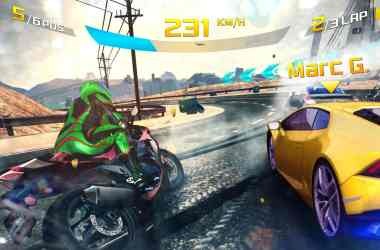 Best Racing Games for iOS