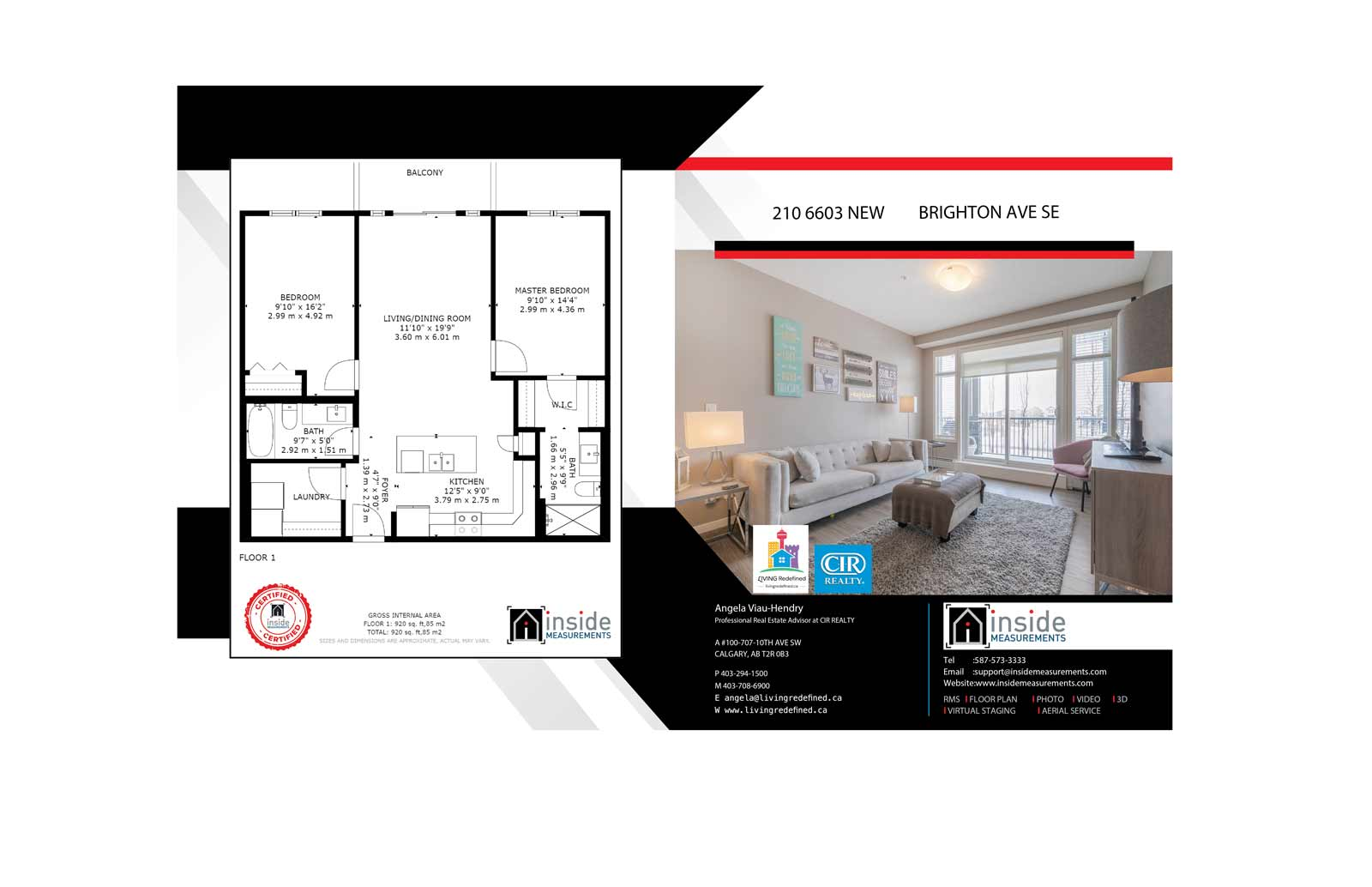 Residential Rms services in Edmonton