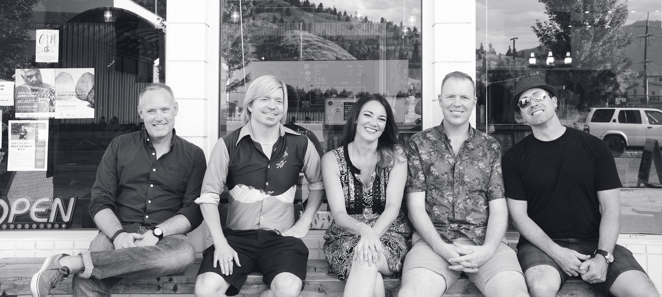 Insiders group photo