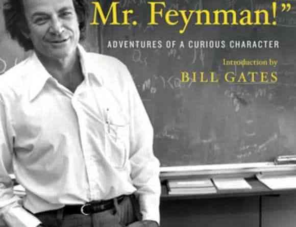 Surely You're Joking, Mr. Feynman! book by bill gates