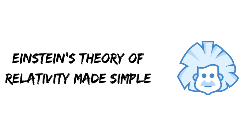 Einsteins theory of relativity made simple
