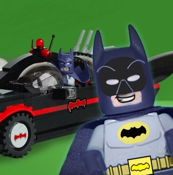 1966 LEGO Batmobile The Heart Of 75 Years The Insightful Panda
