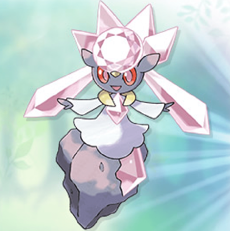 Pokemon XY Diancie Event Finally Revealed Shiny Gengar The Insightful Panda