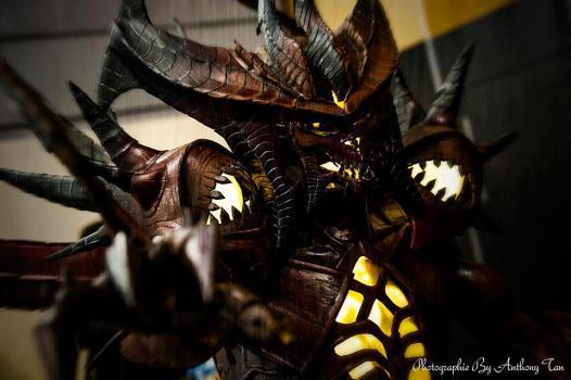 Clive Lee Cosplay Diablo 2