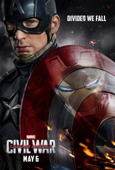 Captain America Civil War Poster 2