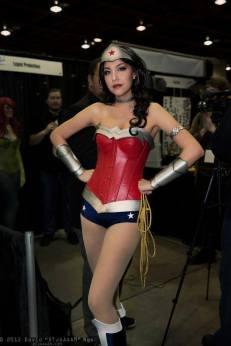 Amie Lynn Wonder Woman