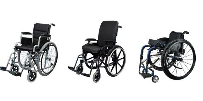 Kerusi Roda Untuk OKU jenis ringan
