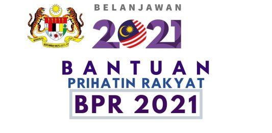 BPR 2021: Cara Kemaskini dan Permohonan Baru Bantuan Prihatin Rakyat