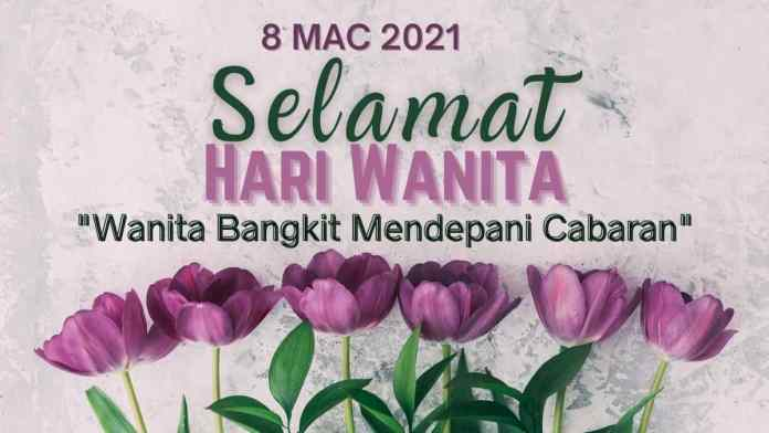 Koleksi Pantun dan Ucapan Selamat Hari Wanita Sedunia 2021
