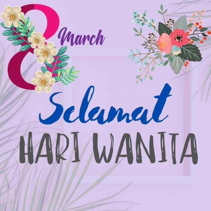 Poster Selamat Hari Wanita 1