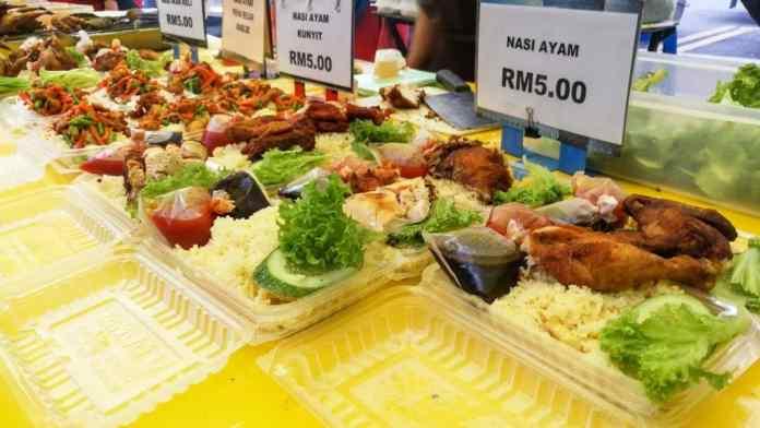 SOP Bazar Ramadhan dan Aidilfitri bagi Negeri PKPB dan PKPP