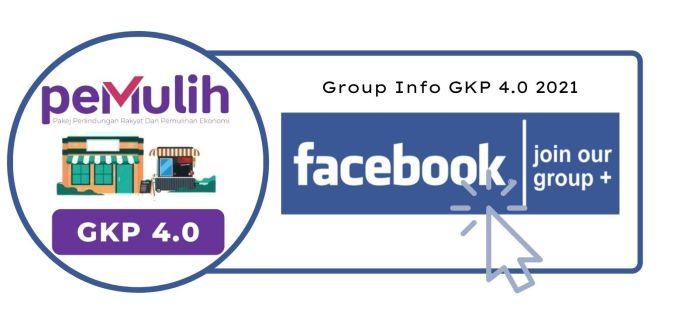 Facebook Group Geran Khas Prihatin 4.0 2021