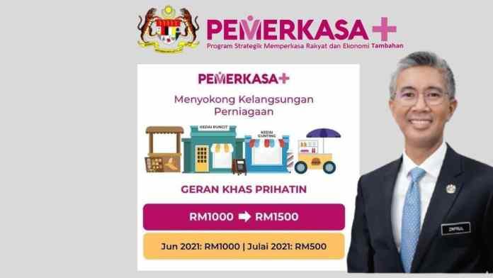 Tarikh dan Jumlah Bayaran Geran Khas Prihatin 2021 (GKP 3.0)