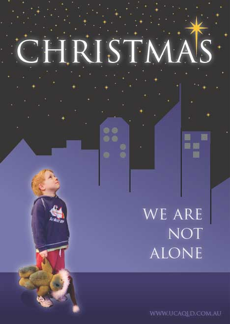 Christmas We Are Not Alone The Inspiration Room