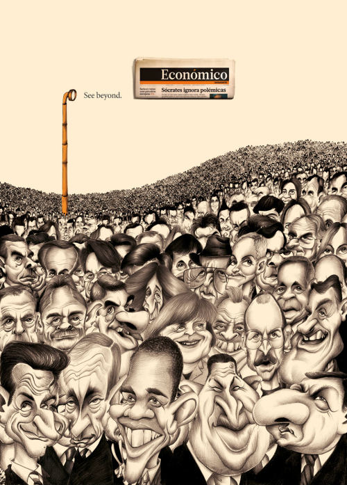 Economico See Beyond Caricatures