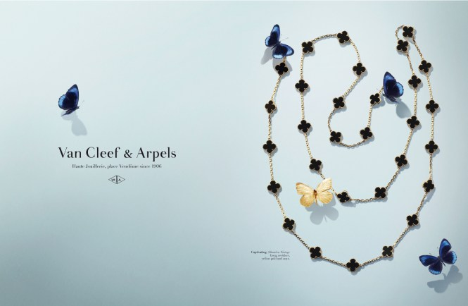 The Van Cleef Arpels Brand Instantly Conjures Up Concept Of Diamonds Rare Rubies Sapphires And Emeralds High Jewelry House Consistently Strives