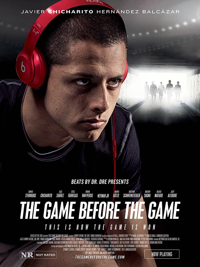 Beats by Dre Chicharito Game Before The Game