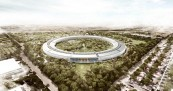 Apple City Building in Cupertino