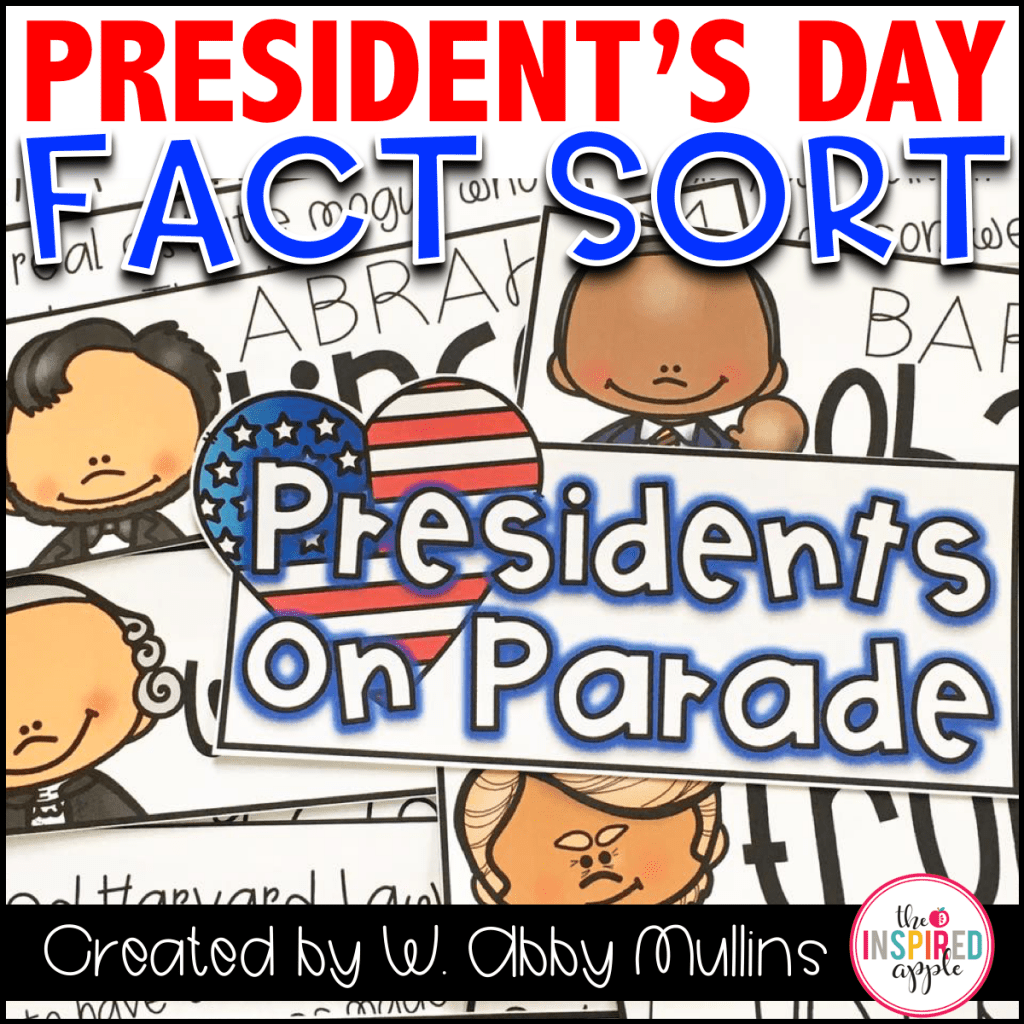 President S Day Activity